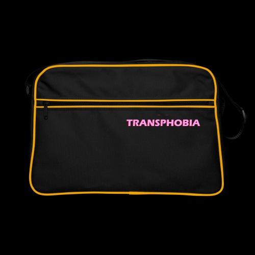 fuck transphobia - Torba retro