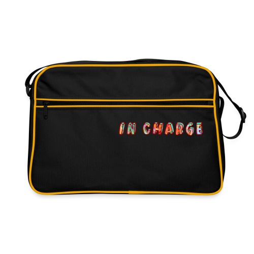 I am in Charge - Retro Bag