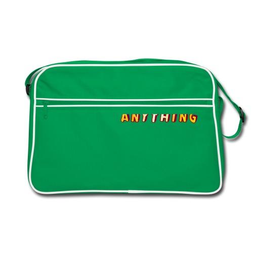 I can do anything - Retro Bag