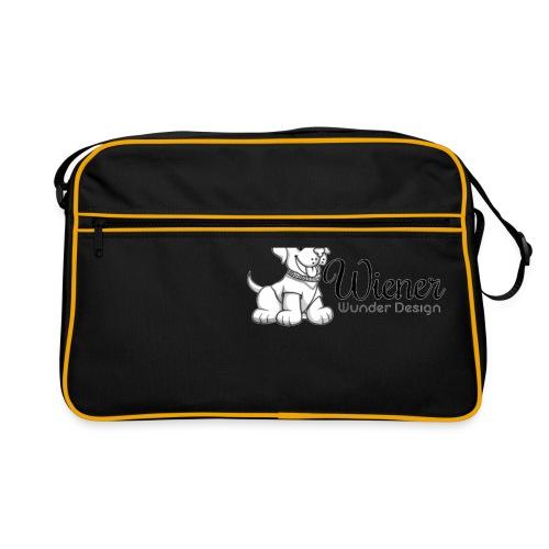 Wiener Wunder Hund - Retro Tasche