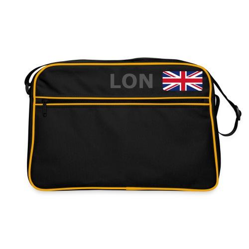 LON ENGLAND BF dark-lettered 400 dpi - Retro Bag