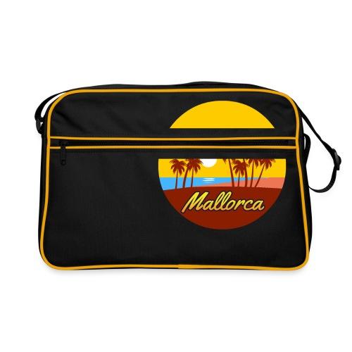 Mallorca - Als Geschenk oder Geschenkidee - Retro Tasche