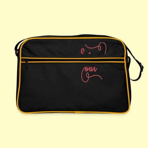 Swing Out Lindy Hop Vintage - Swing Retro - Retro Tasche