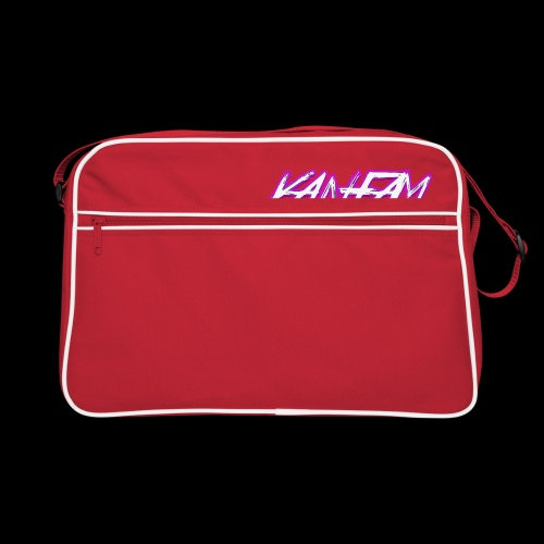 XANFAM (FREE LOGO) - Retro Tasche