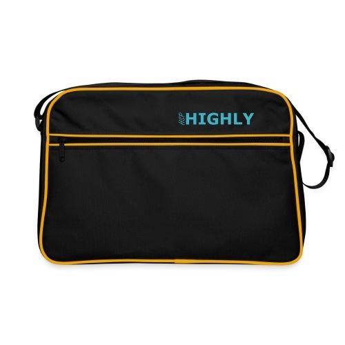 Highly sensational tote bag - Retro Bag