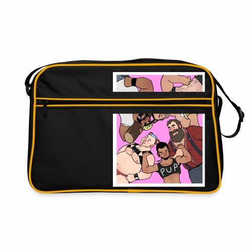 Bear Pile - Retro Bag