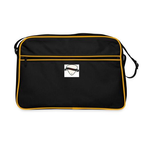 tasse und taschen etc mit logo - Retro Tasche