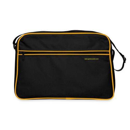 Official Got A Ukulele website t shirt design - Retro Bag