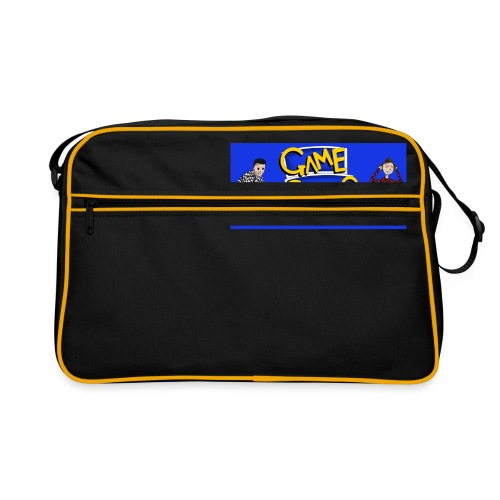 Game Coping Angry Banner - Retro Bag