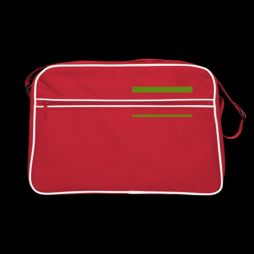 Exact Classic Green Logo - Retro Bag