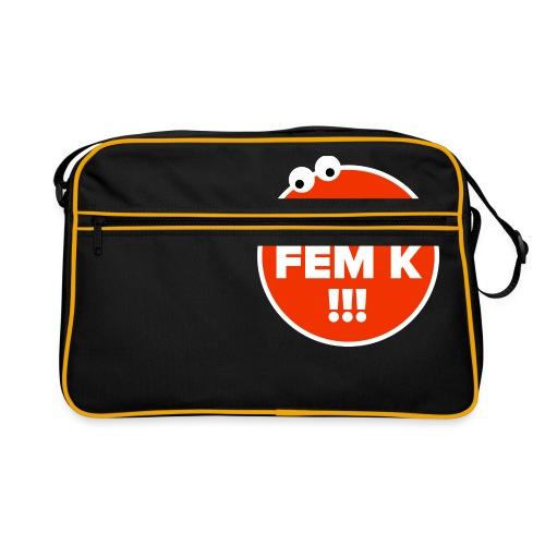 I AM FEM K - Retro Bag