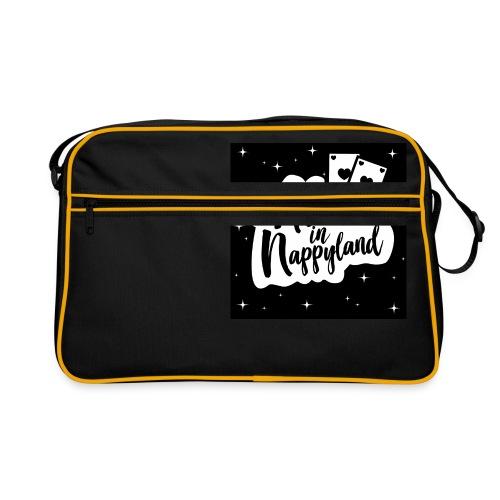 Alice in Nappyland 1 - Retro Bag