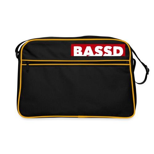 BASSD SCHO - Retro Tasche