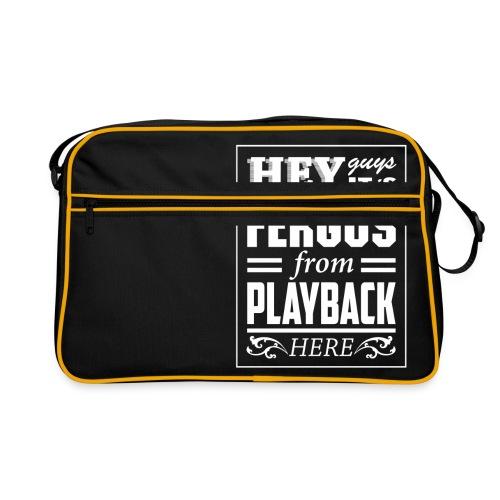 Mug - Fergus From PlayBack - Retro Bag
