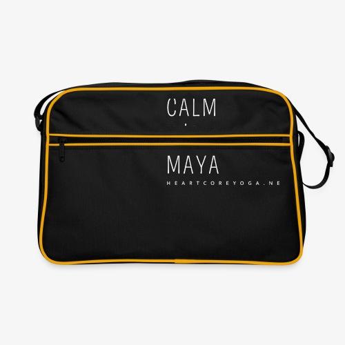 Heartcore Yoga 'It's All Maya 2' - Retro-tas