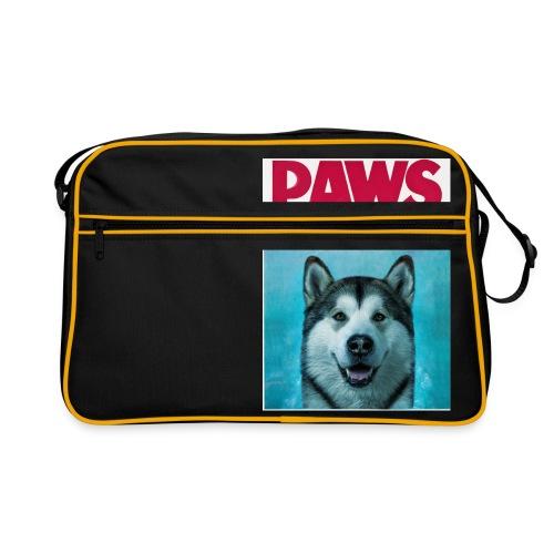 paws 2 - Retro Bag