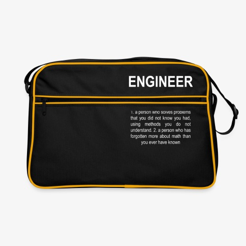 Engineer Def. 2 - Sac Retro