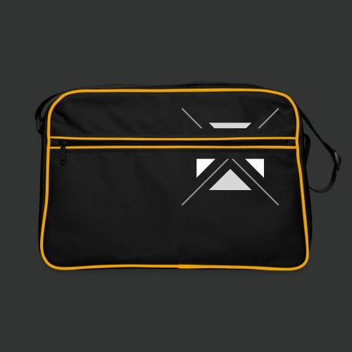 hipster triangles - Retro Bag