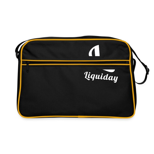 Liquiday | T-Shirt - Retro Bag