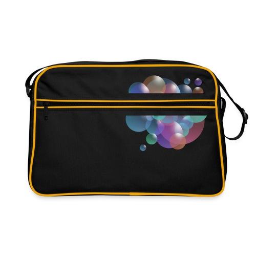 bubble - Retro Tasche