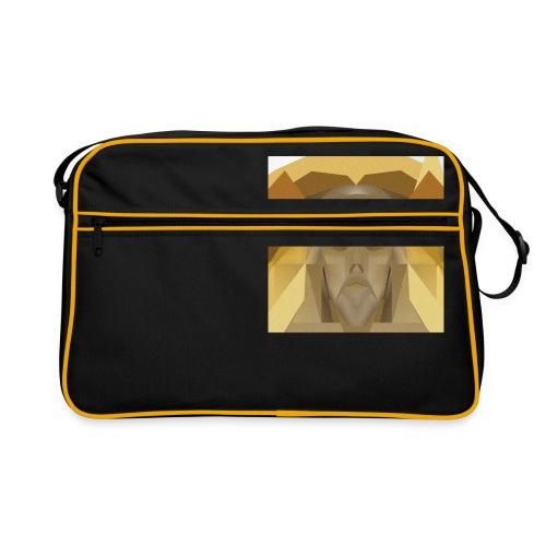 In awe of Jesus - Retro Bag