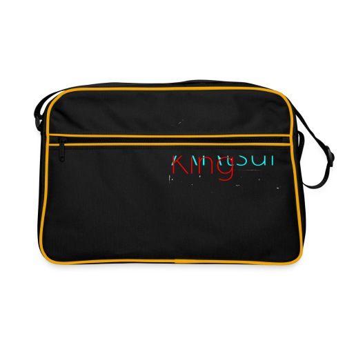 ARtsurKing Logo - Retro Bag