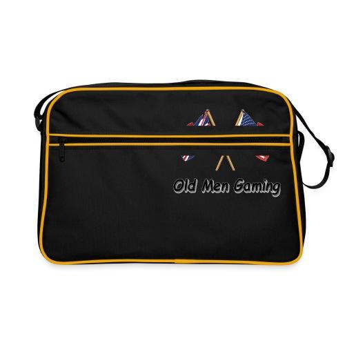 OMG logo - Retro Bag