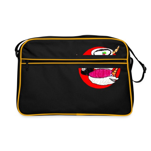 Unicorn Sushi - Retro Bag