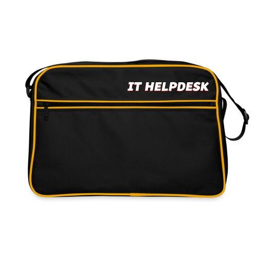 I.T. HelpDesk - Retro Bag