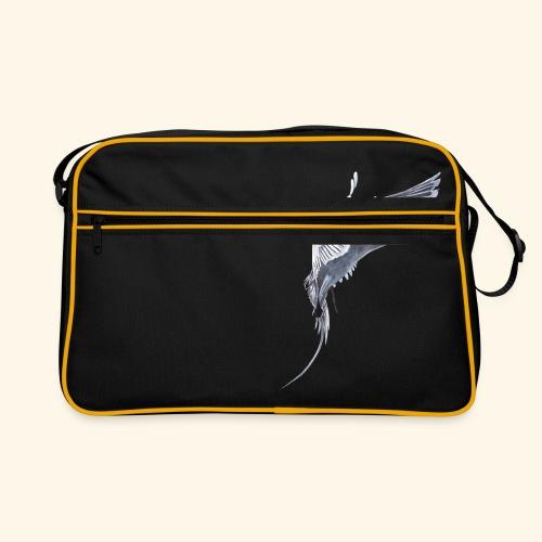 Weißschwanz Tropenvogel - Retro Tasche