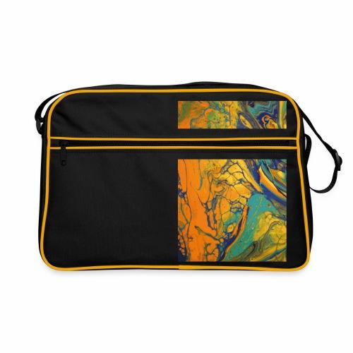 Yellow Cell - Retro Tasche