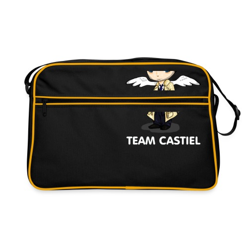 Team Castiel (dark) - Retro Bag
