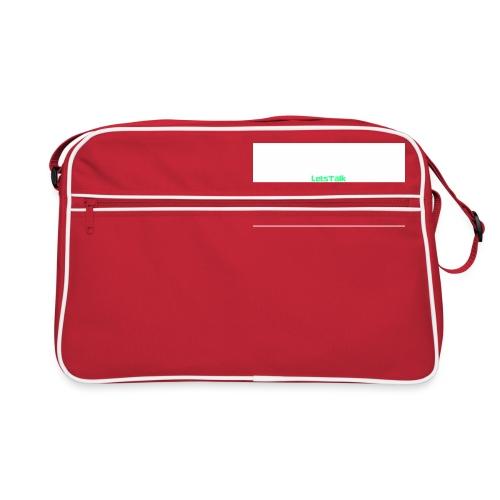 LetsTalk ColU - Retro Bag
