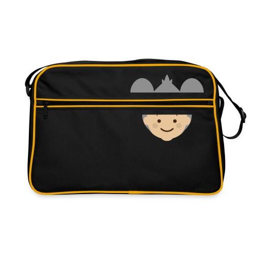 Mr Mousey | Ibbleobble - Retro Bag