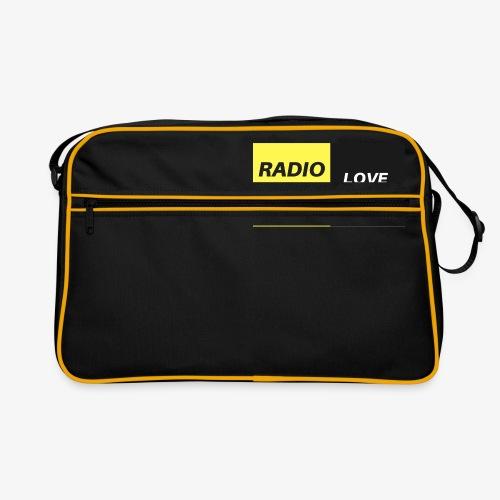 RADIO ONE LOVE - Sac Retro
