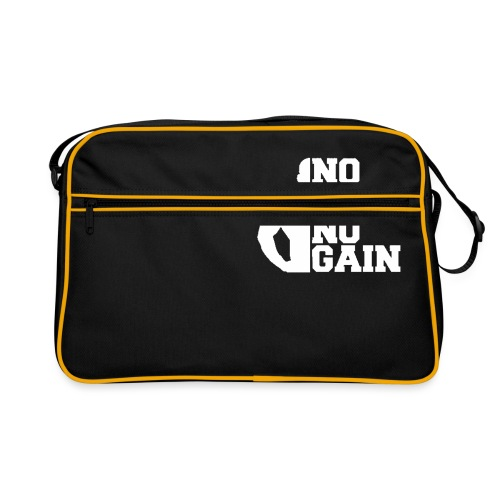no pain no gain - Sac Retro
