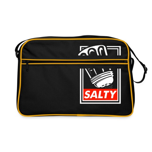 Salty white - Retro Bag