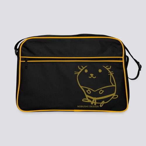 Gouden Hamster - Retro-tas