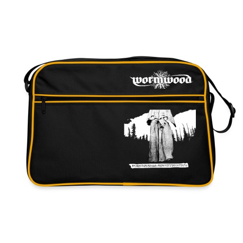 Women's Witch Print - Retro Bag