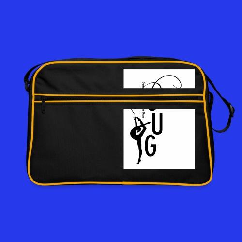 GUG logo - Retro Tasche