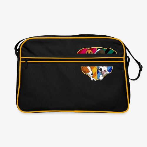 Dogwarts Logo - Retro Bag