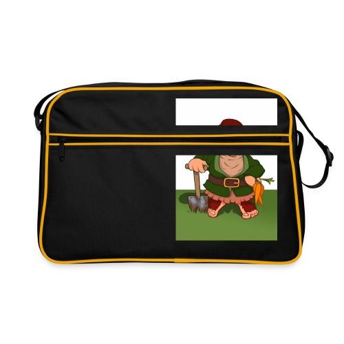 Petal's Potted Preserve - Retro Bag
