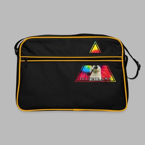 Illumilama logo T-shirt - Retro Bag