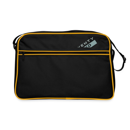 Twenty Two - Retro Bag