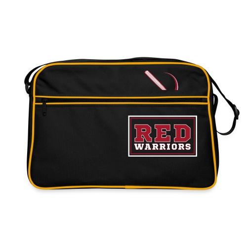 Red Warriors Logo2 - Sac Retro