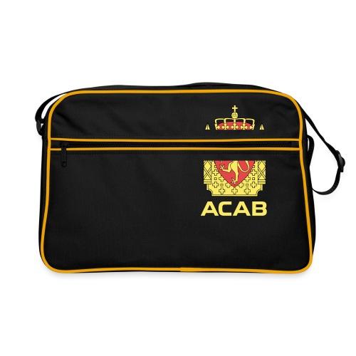 ACAB Logo - Retro veske