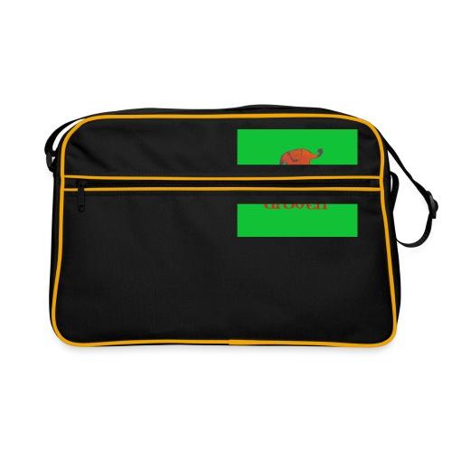 Slentbjenn Knapp - Retro Bag