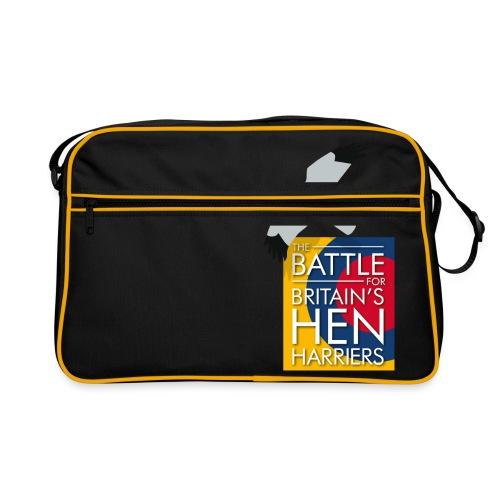 New for 2017 - Women's Hen Harrier Day T-shirt - Retro Bag