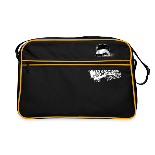 The Merry Pranksters Standard - Black T-Shirt - Retro Bag