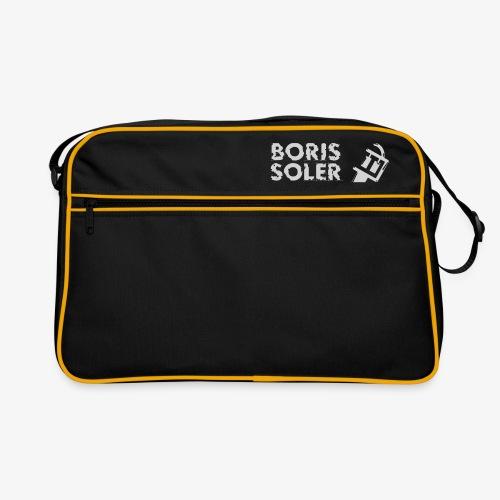 Boris Soler Tattoo - Retro Bag